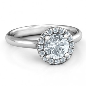 Personalised Cherish Her Ring - Handcrafted By Name My Rings™
