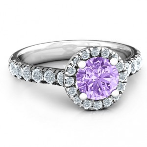 Personalised Milana Ring - Handcrafted By Name My Rings™