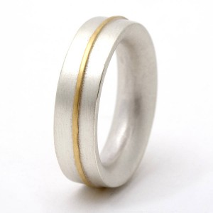 Personalised Medium Ring With Detail - Handcrafted By Name My Rings™
